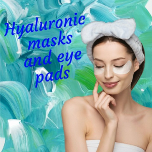 microneedling tip: use hyaluronic masks and eye pads