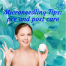 microneedling pre and post care tips